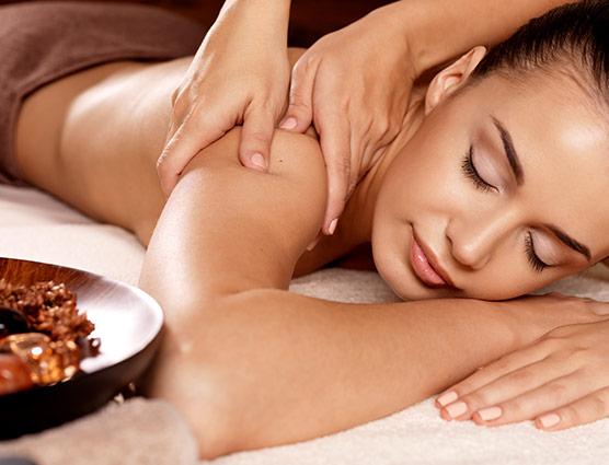 Massage dynamisant